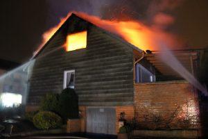 1Wohnungsbrand in Altgarbsen. Foto: @Feuerwehr Garbsen